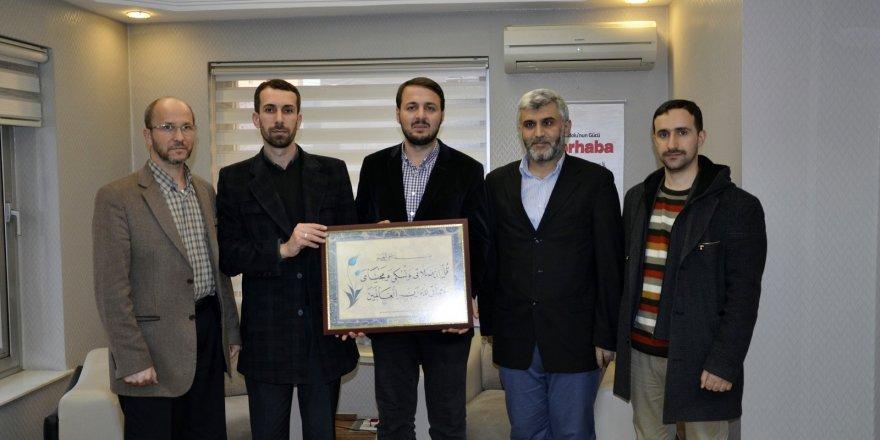 AGD Meram'dan 'hayırlı olsun' ziyareti