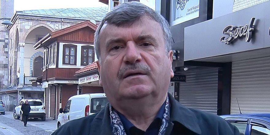 Başkan Akyürek: Kahraman Ordumuza zafer diliyoruz