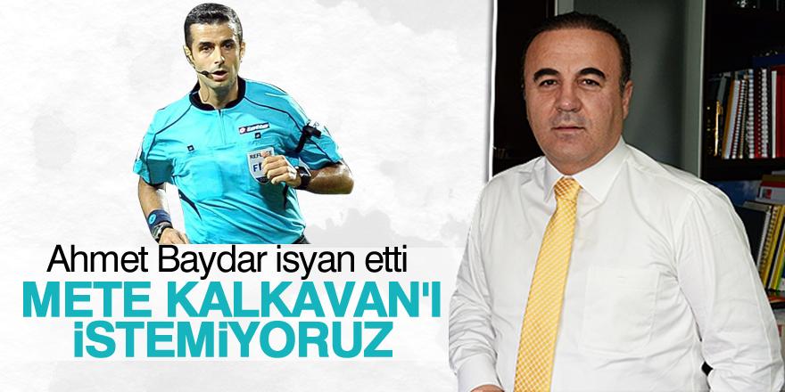 Ahmet Baydar: Yeter Artık