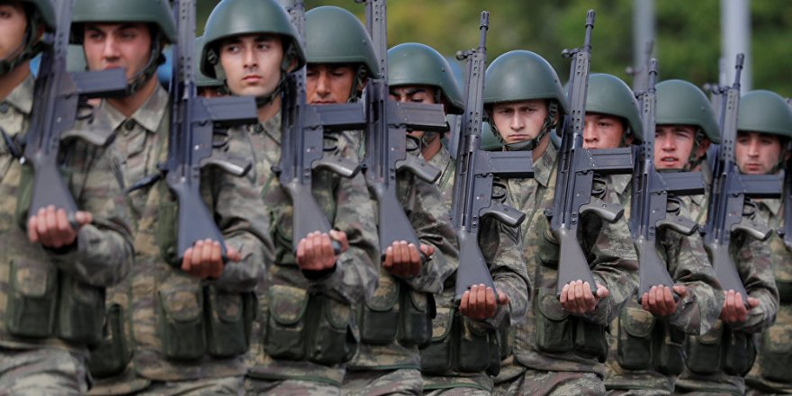 2 asker daha 'FETÖ'cüyüm' diyerek teslim oldu