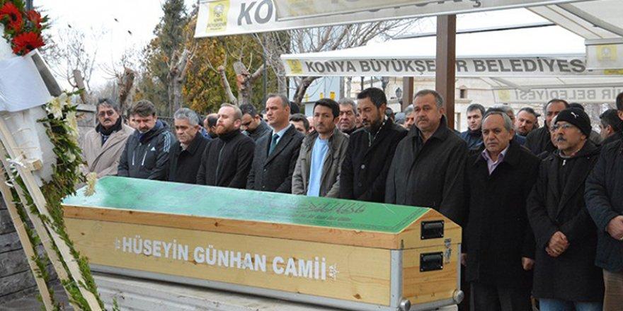 Trabzonspor maçında fenalaşarak vefat eden taraftar defnedildi