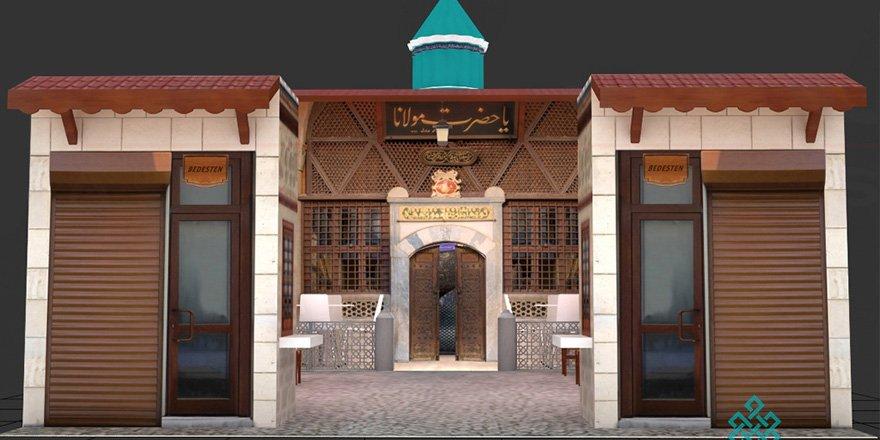 Konya'dan İran'a turizm çıkarması