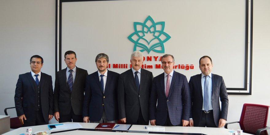 Hidrokon ve Milli Eğitim arasında işbirliği protokolü