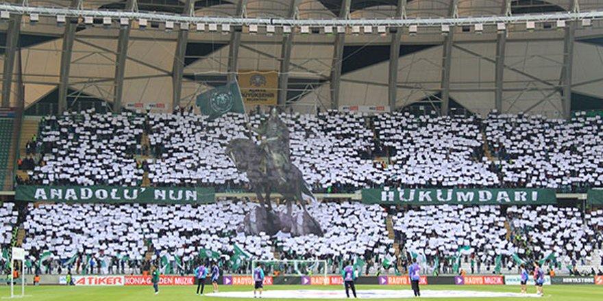 """Taraftarlardan """"Konyasporlular birlik oluyor"""" çağrısı"""