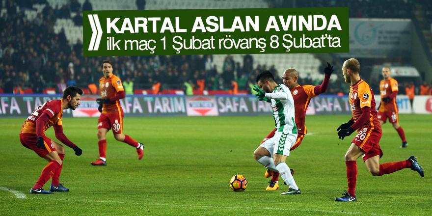 Galatasaray maçının tarihleri açıklandı