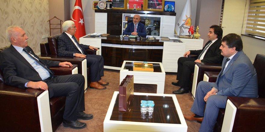 Angı: Güçlü bir Türkiye hepimizin hayali