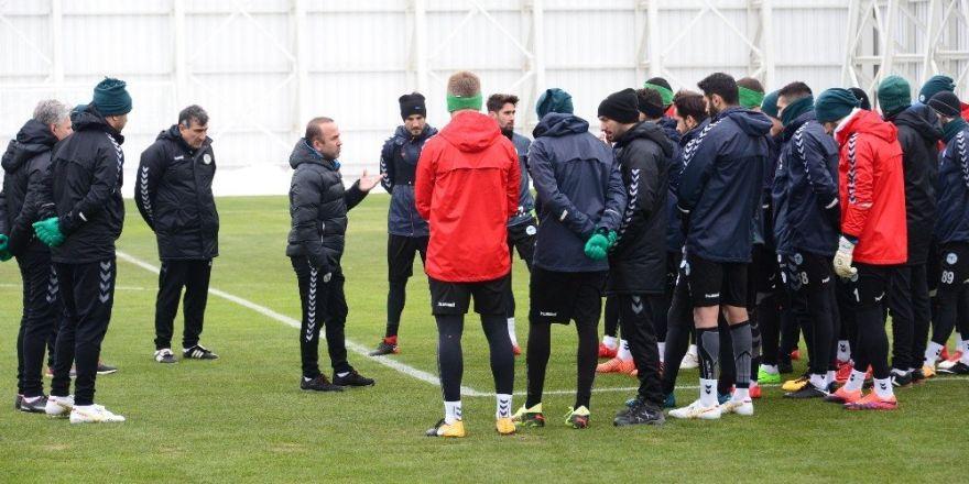 Konyaspor-Beşiktaş maçının muhtemel 11'leri