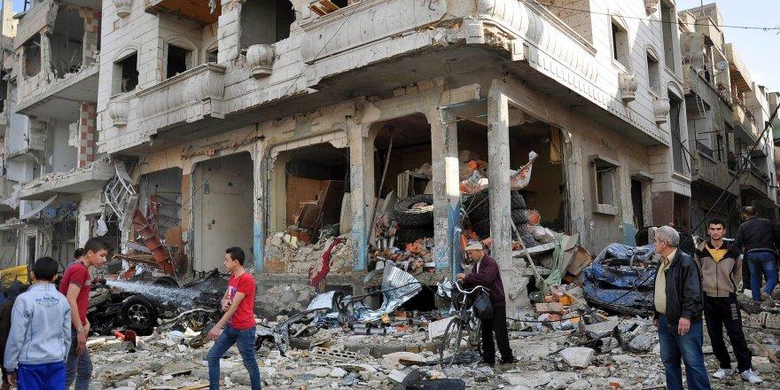 Bir süper güç daha Suriye'de