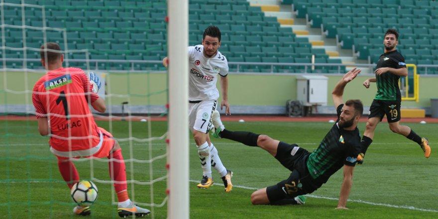 Konyaspor'un 4 haftalık maç programı belli oldu