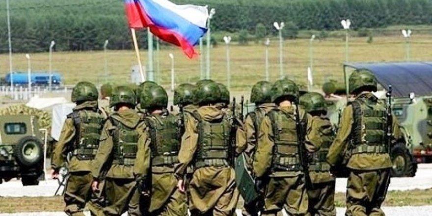 ABD Suriye'de Rus askerlerini öldürdü