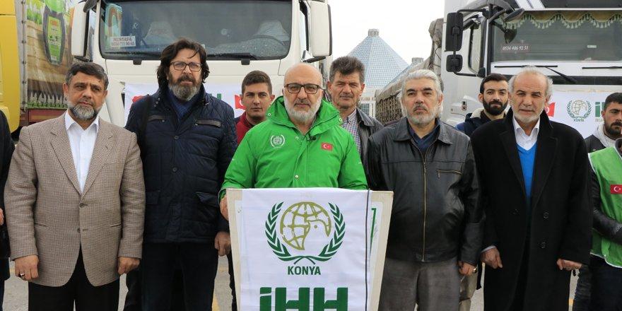 """""""Suriye'ye acil yardım"""" kampanyası"""