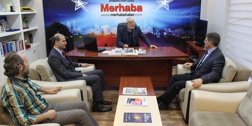 Meram Belediyesi'nden Merhaba'ya ziyaret