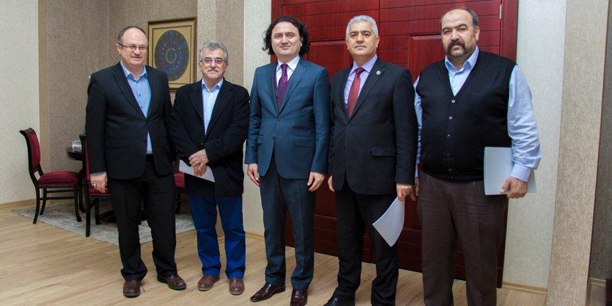 Konya Adliyesi çalışanlarından Mehmetçiğe destek