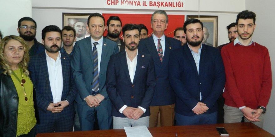 CHP Gençlik'te Bahadur dönemi
