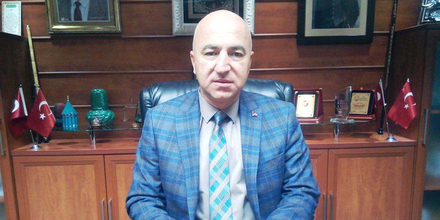 Emlakçılarda Sedat Altınay yeniden aday