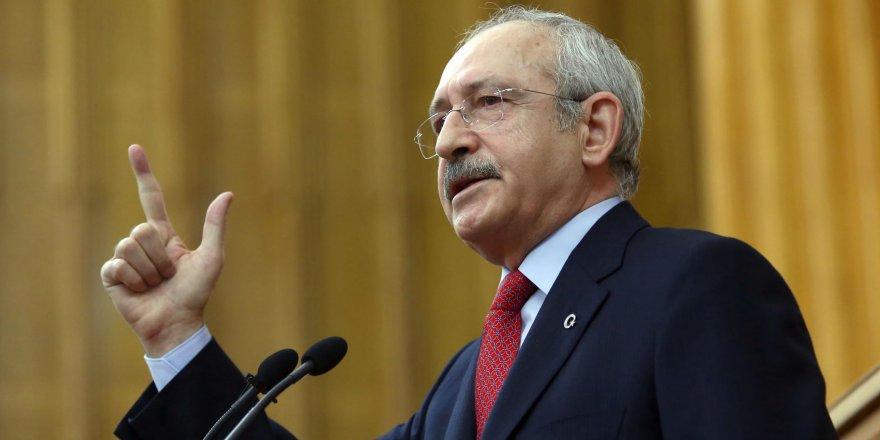 Kılıçdaroğlu: FETÖ'cü bir tane siyasi yok mu?
