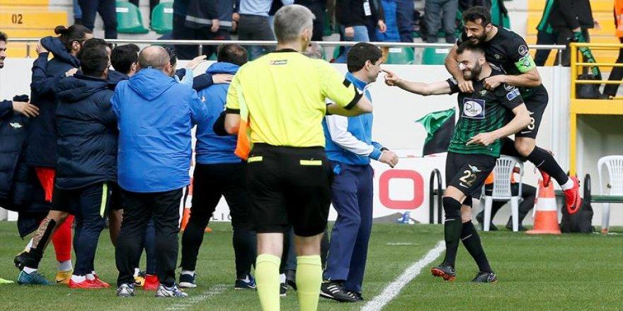 Akhisarspor son 2 maçı kazandı