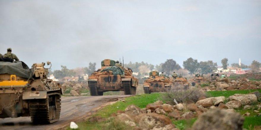 TSK: Afrin'de bin 829 terörist etkisiz hale getirildi