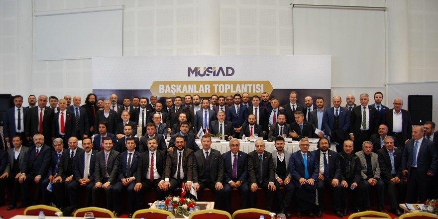 MÜSİAD'dan Mehmetçiğe tam destek