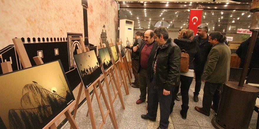 Beyşehir'de fotoğraf gösterisi ve sergisi yoğun ilgi gördü