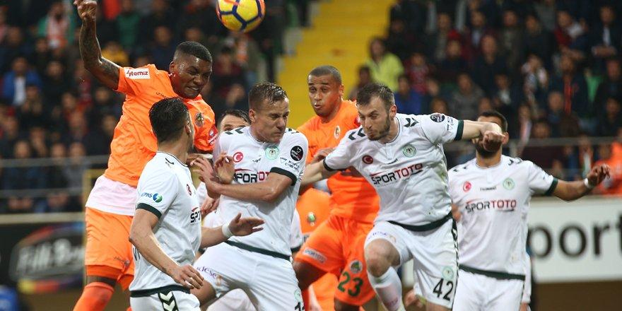Konyaspor'un kulağı rakiplerin maçlarında