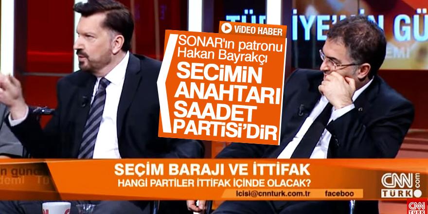 """""""Seçimin anahtarı ve yıldızı Saadet Partisi'dir"""""""