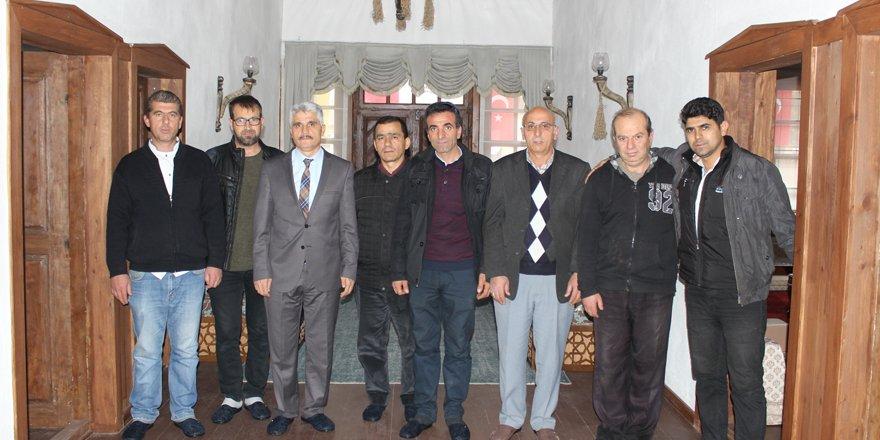 Bozkır'da iştişare toplantısı