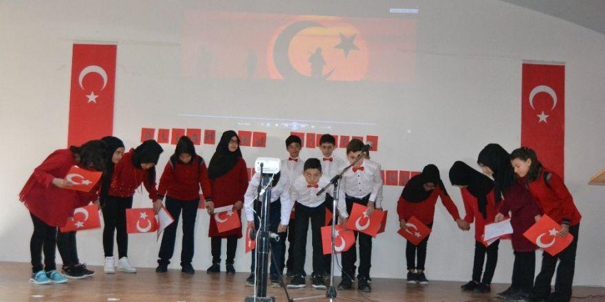Kulu'da İstiklal Marşının Kabulünün 97. Yıldönümü kutlandı