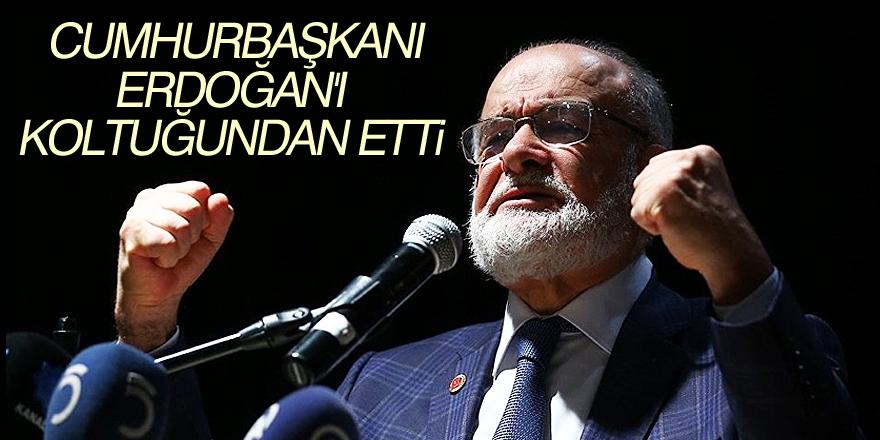 Google'da en çok aranan lider Temel Karamollaoğlu oldu!