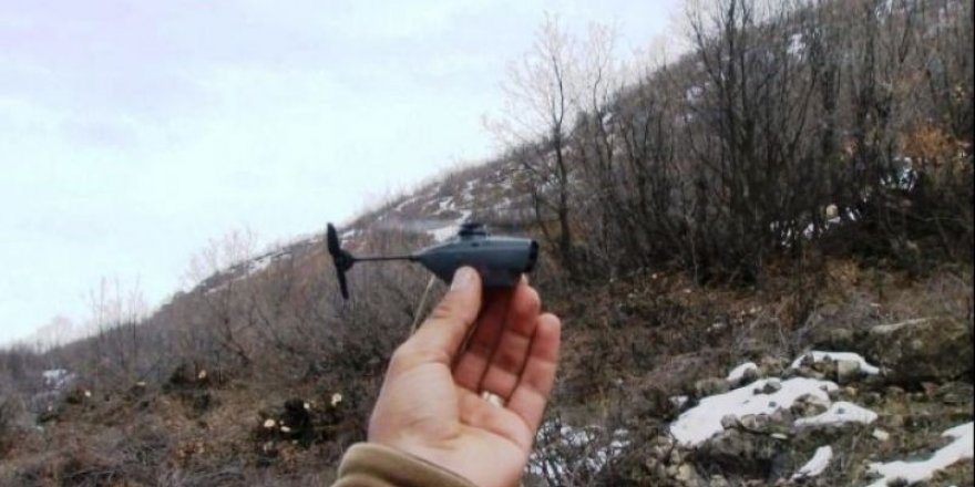 Erbakan'ın köstebek dronu İsrail'in korkusu!