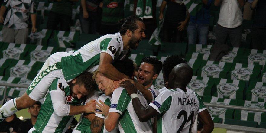 Konyaspor 11 milyon Avro kazandı