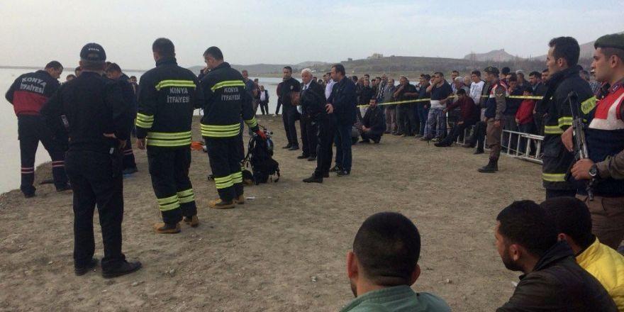 Yüzmek için baraja giren çocuk boğuldu
