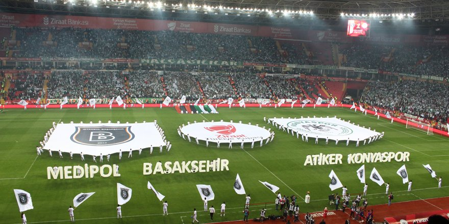 Kupa finali Eskişehir'den Diyarbakır'a alındı