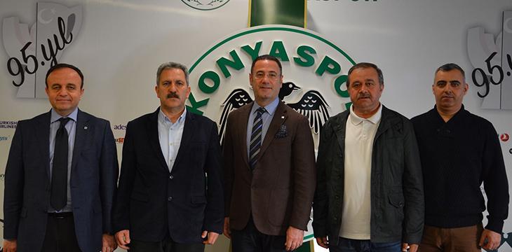 Fuarda Konyaspor'a stant tahsis edilecek