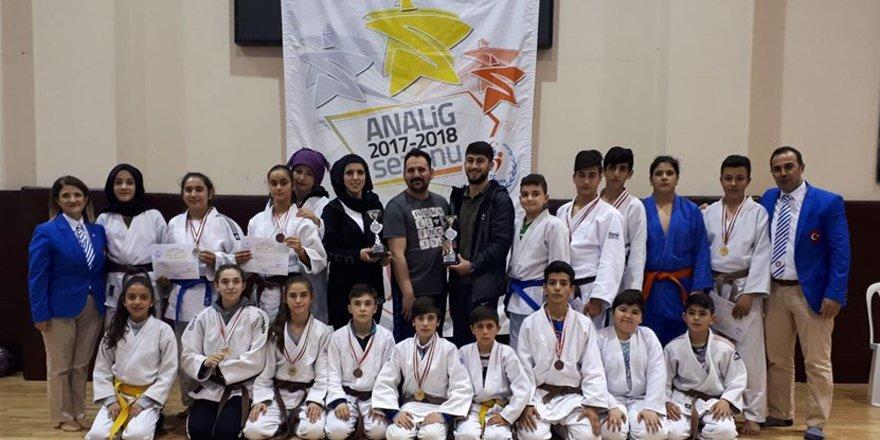 Analig'de judocularımız finalde