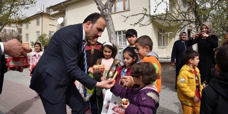 Başkan Altay: Çocuklar bereketimizi arttırıyor