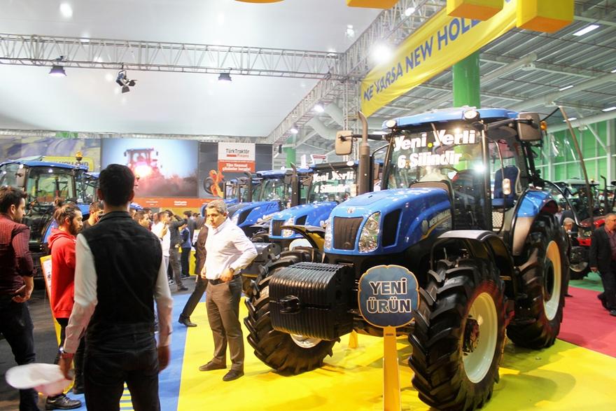 Türk Traktör'den Yeni Ürünler