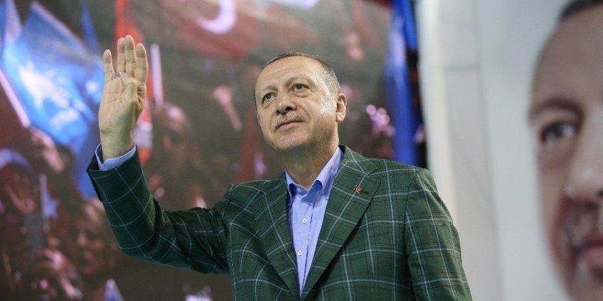 Erdoğan'dan teşkilatlara 'lüks' uyarısı