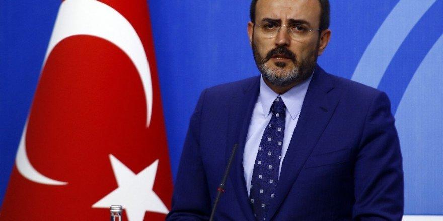 AKP Sözcüsü Ünal'dan Kılıçdaroğlu'na çok ağır sözler