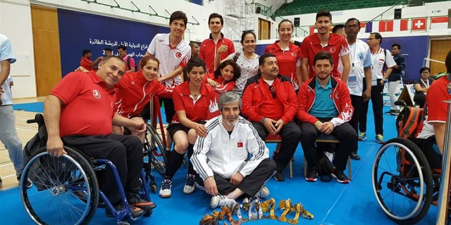 Uluslararası badminton turnuvasına Konya damgası
