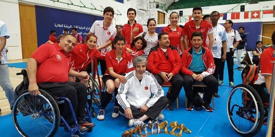 Uluslararası badminton turnuvasına Konya damgası