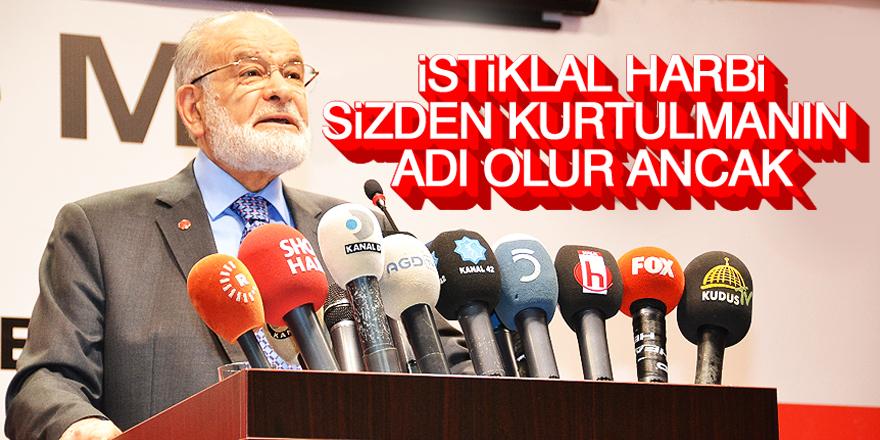 15 yıldır Türkiye'yi siz yönetiyorsunuz