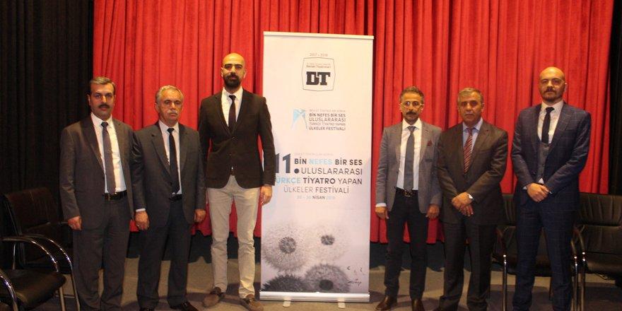 Konya'da tiyatro günleri başlıyor