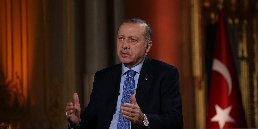 """Cumhurbaşkanı Erdoğan: """"Biz her an seçime girebilecek rahatlıkta bir noktadayız"""""""