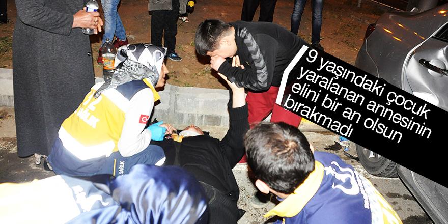 Konya'da kaza: 5 yaralı