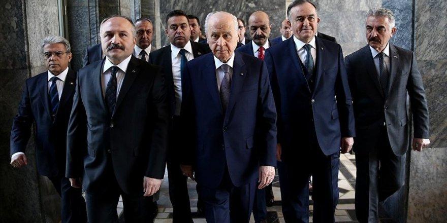 '5 MHP'li vekil, İYİ Parti'ye geçecek' iddiası