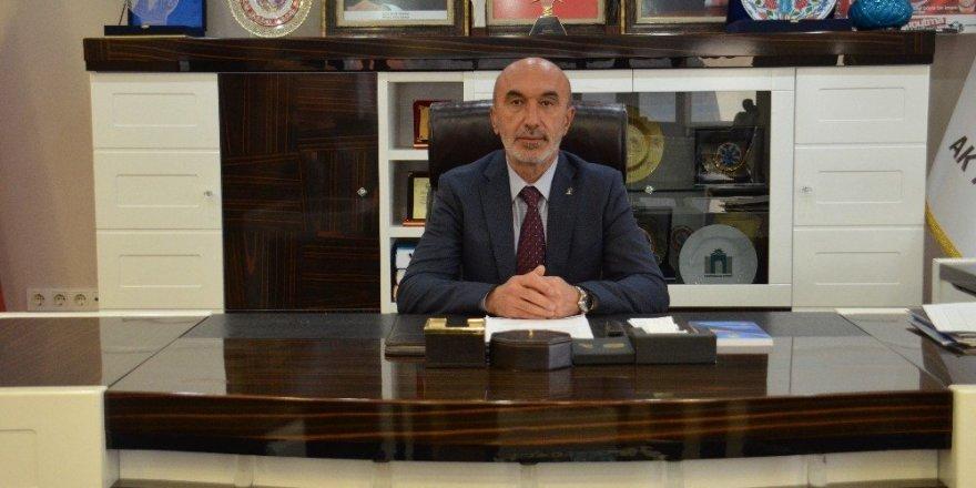 "AK Parti Konya İl Başkanı Angı'dan ""23 Nisan"" mesajı"