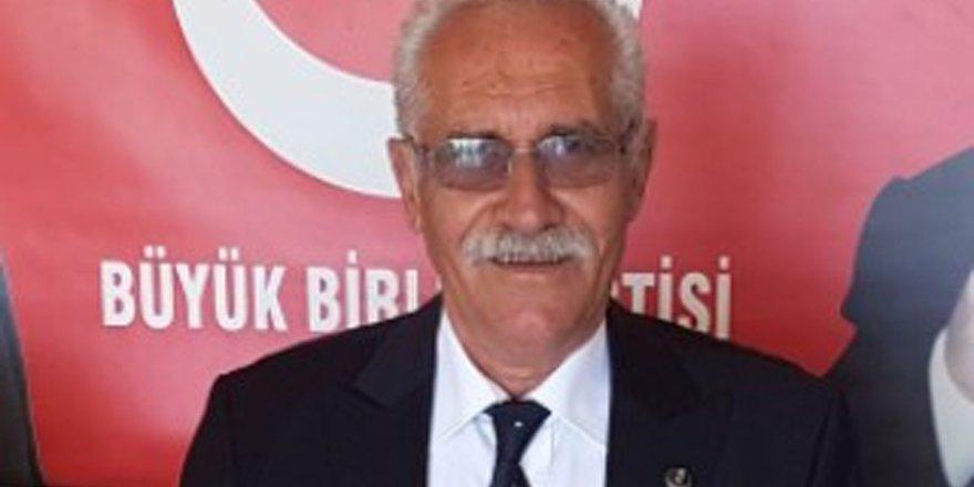 BBP Karatay'da Hasan Türksoy güven tazeledi