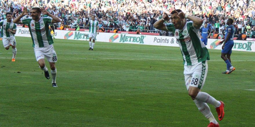Gollerimden çok Konyaspor'un başarısı önemli