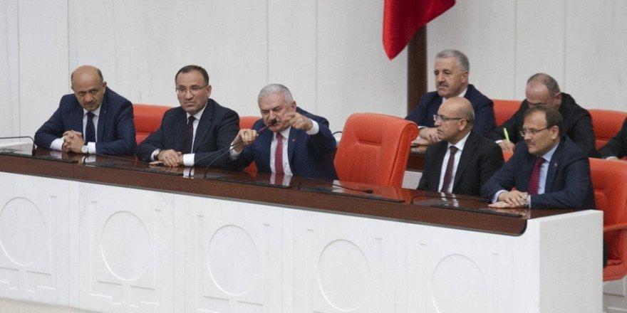 Başbakan Yıldırım'dan CHP'li Özel'e cevap